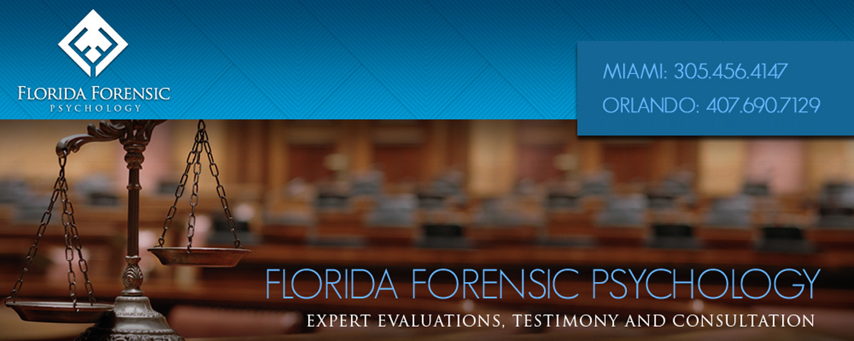 Florida Forensic Psychology